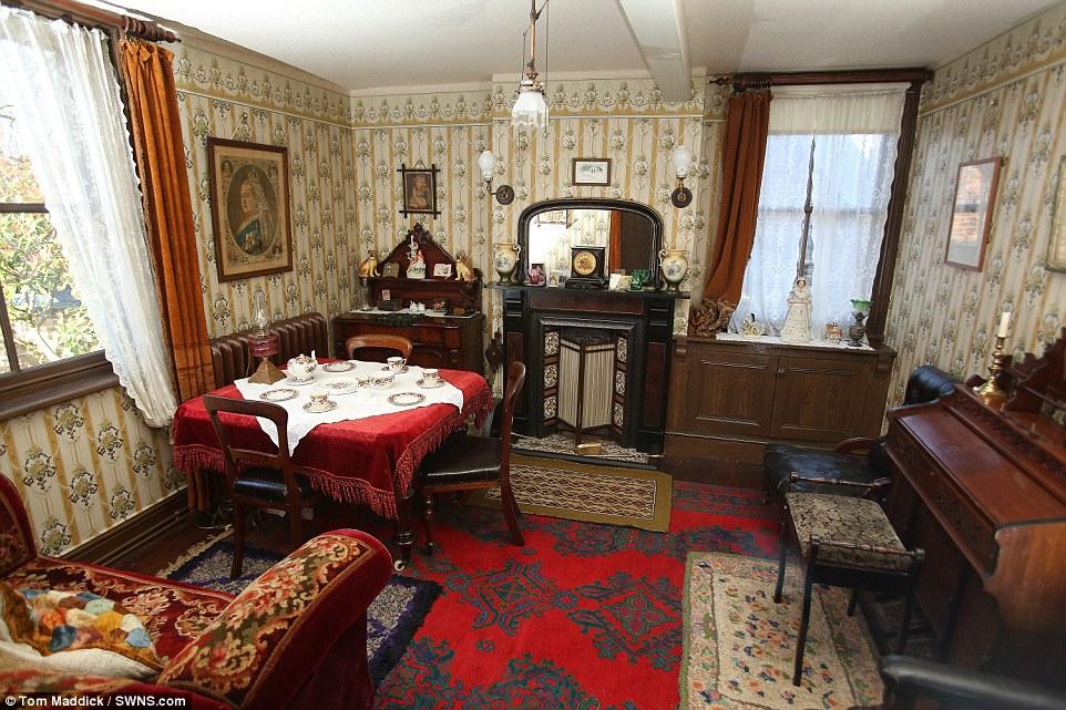 Victorian parlour 2016 period house restoration