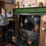 Daily Express Victorian kitchen range