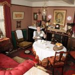 Daily Mail Victorian house parlour