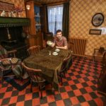 Yahoo News Victorian house kitchen quarry tiles